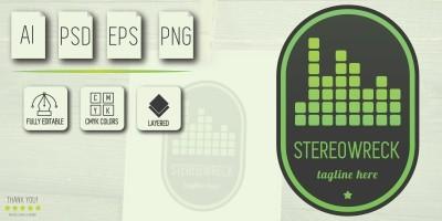 Music Mix - Logo Template