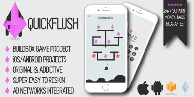 Quickflush - Buildbox Game Project