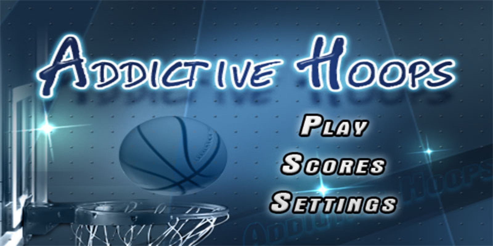 Basketball Hoops - Android Atudio