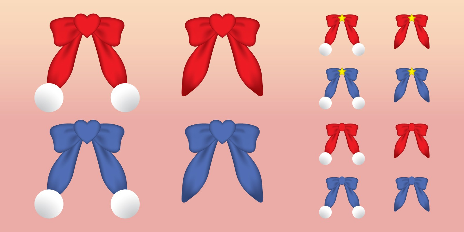 Ribbons Icons