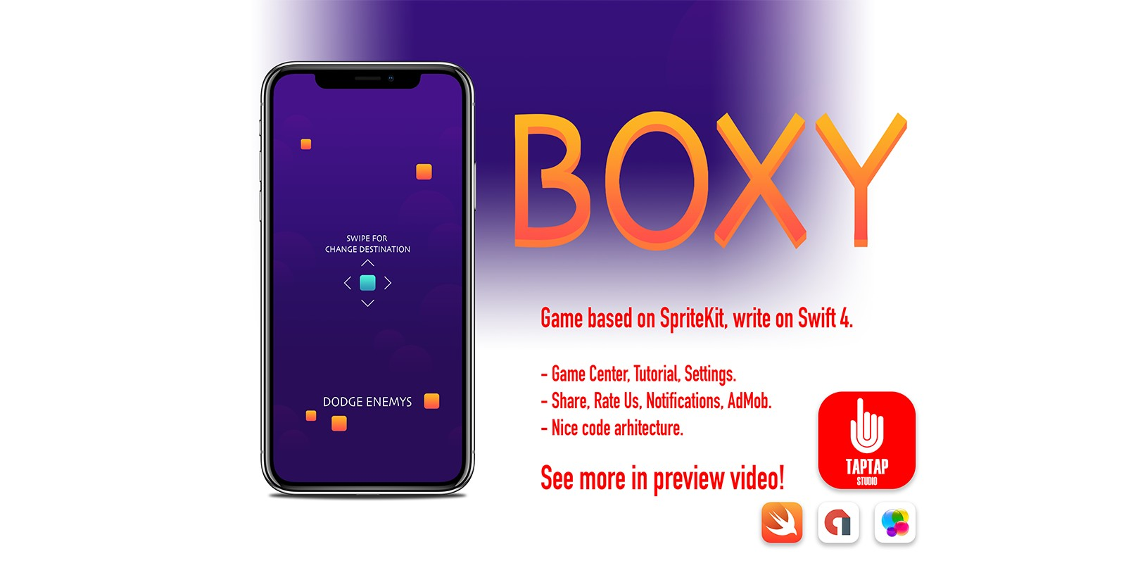 Boxy - iOS App Source Code