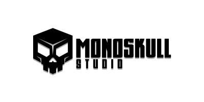 MonoSkull Studio - Logo Template