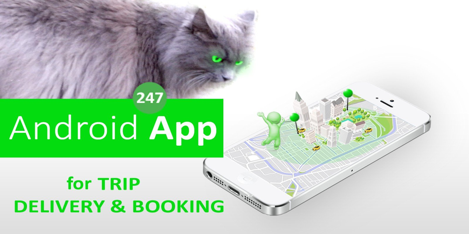 247 - Trip And Delivery Android App Source Code