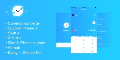 Kurrency - Currency Converter iOS Template