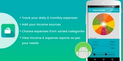 Expense Tracker - Android Source Code