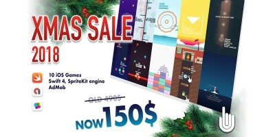 Xmas Sale iOS Games Bundle