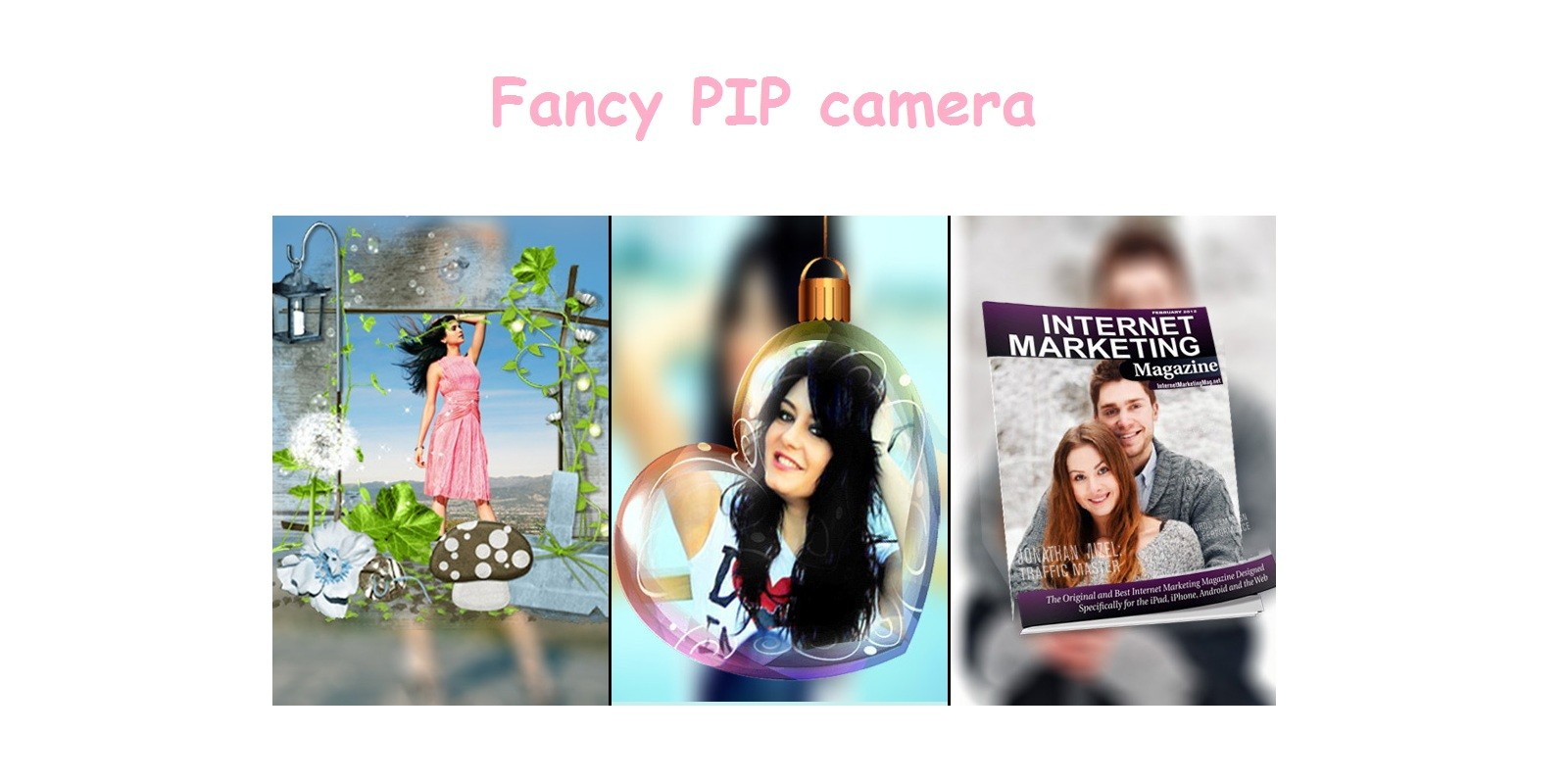 Fancy PIP Camera - Android Source Code
