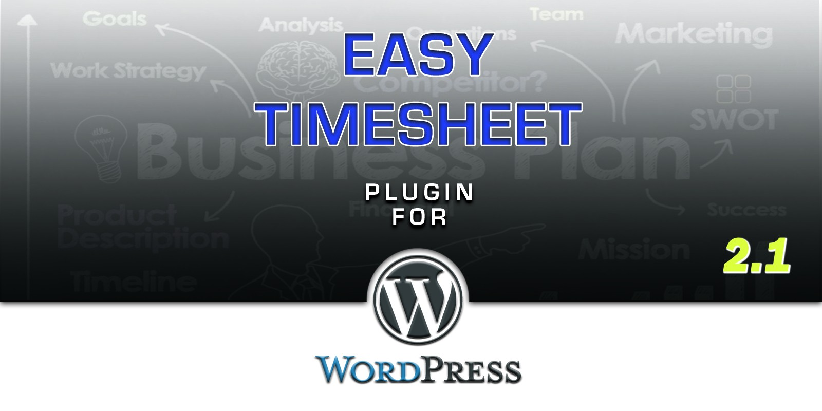 Easy Timesheet Plugin For WordPress