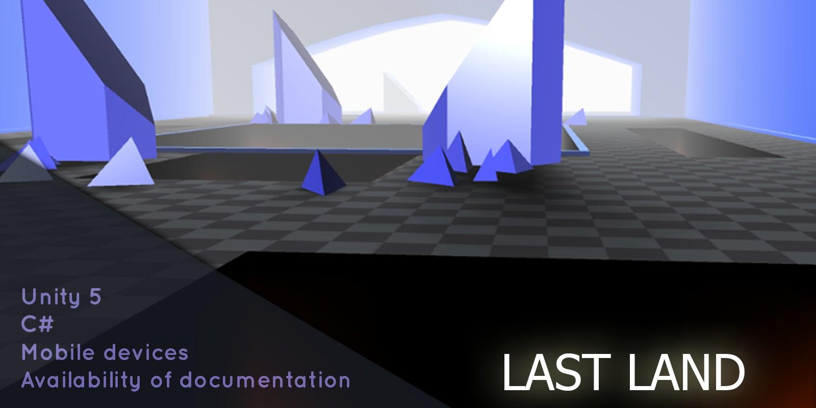 Last Land - Unity Source Code