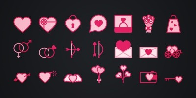 Love Icons - Icon Pack