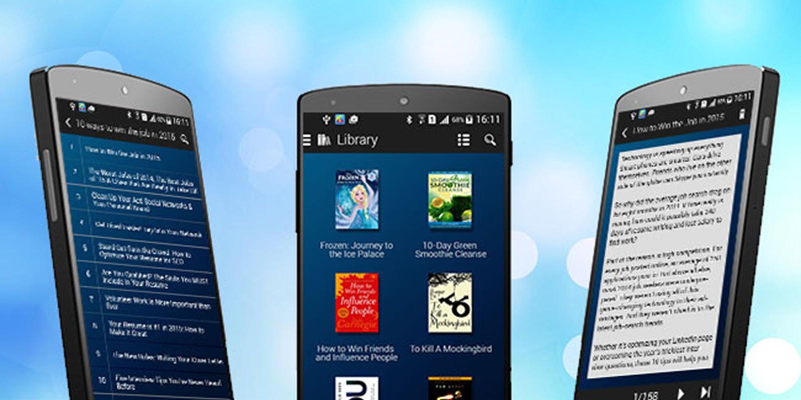 eBook Library - iOS App Template