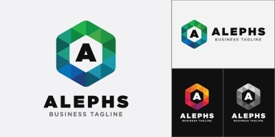 Alephs Logo Template