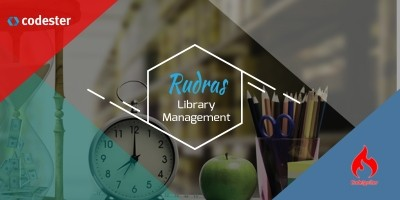 Rudras Library Management System PHP