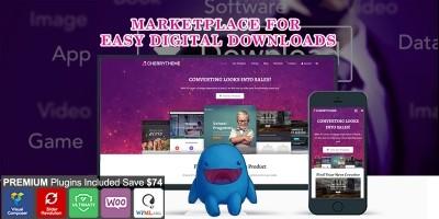 CherryTheme - Marketplace Easy Digital Download