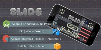 Slide - Buildbox Template
