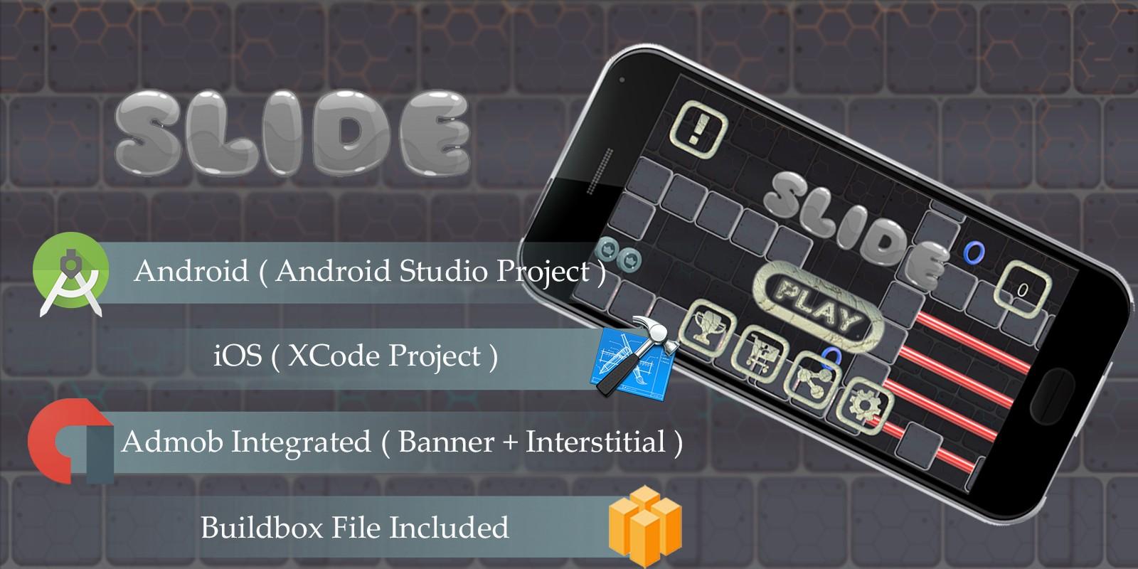 Slide - Buildbox Template