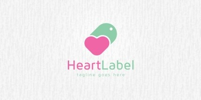 Heart Label