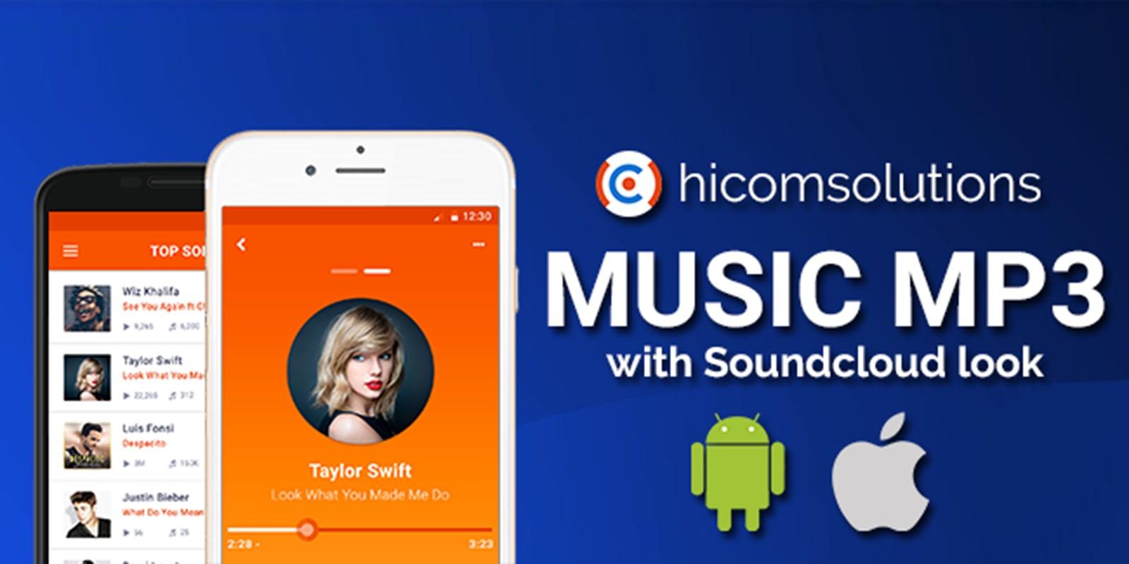 Music MP3 - iOS App Source Code