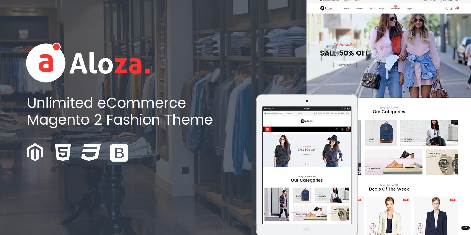 0c911a12ff SM Aloza - Responsive Magento Fashion Theme
