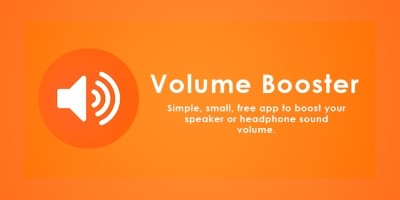 Volume Booster - Android Source Code