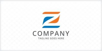 Stylized Letter Z - Logo Template