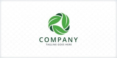 Leaves - Logo Template
