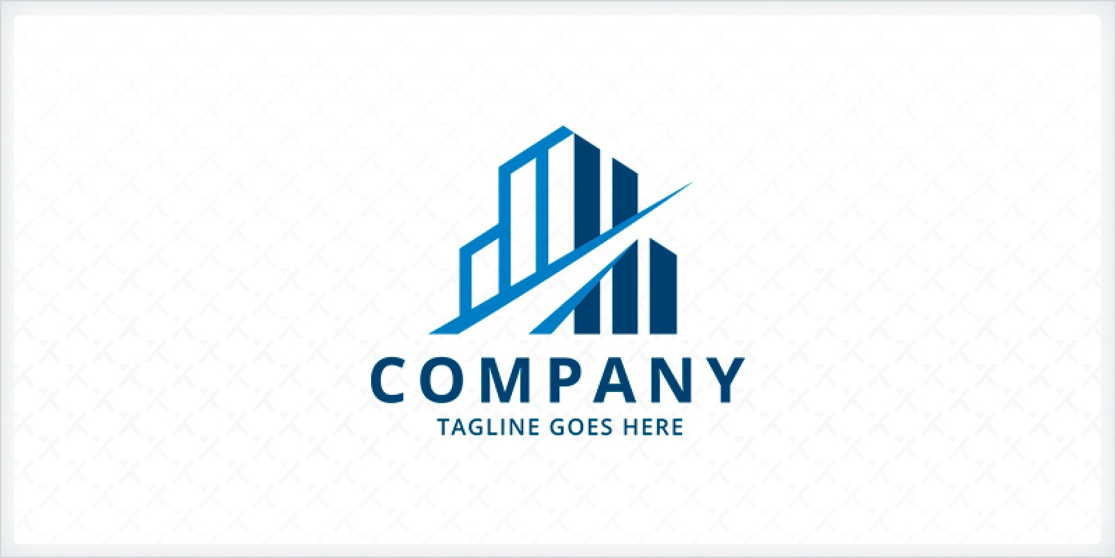 building construction logo template codester