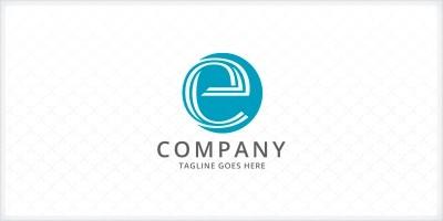 Letter E - Logo Template