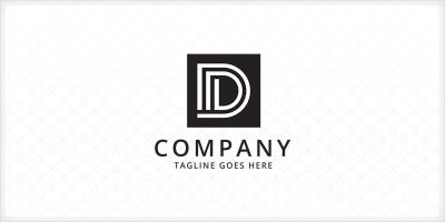 Modern Letter D - Logo Template
