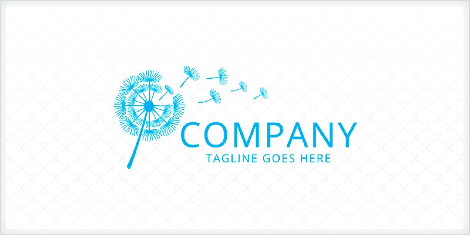 dandelion logo template miscellaneous logo templates codester