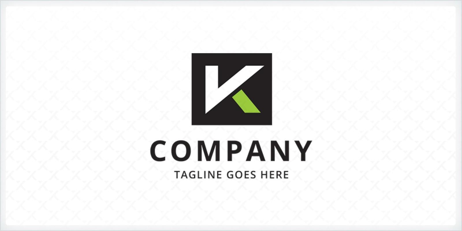 Letter k logo template letter logo templates codester letter k logo template spiritdancerdesigns Gallery