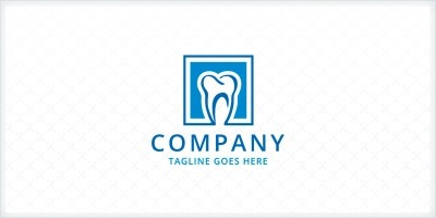 Tooth - Dental - Logo Template