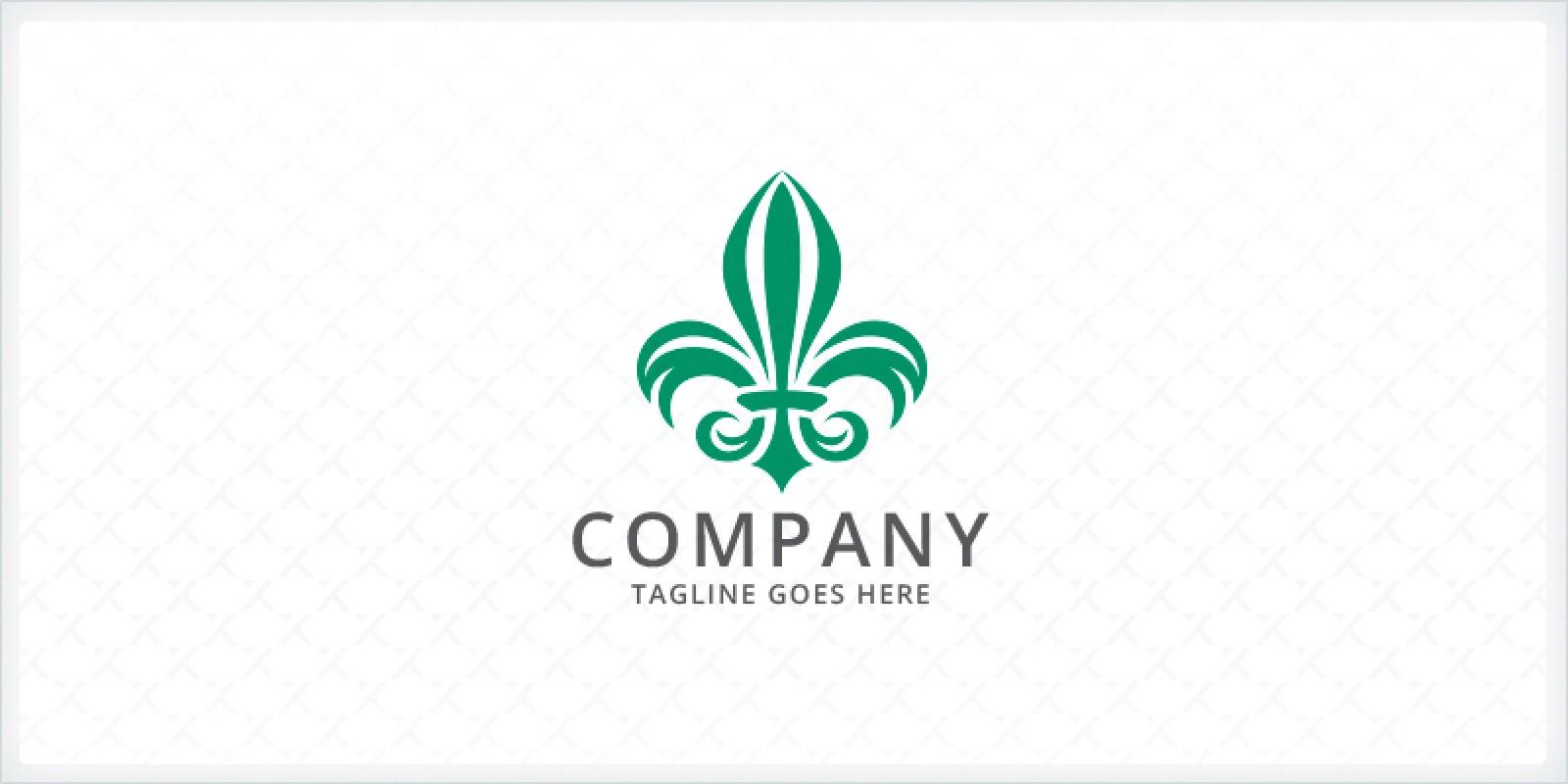 fleur de lis logo template miscellaneous logo templates codester