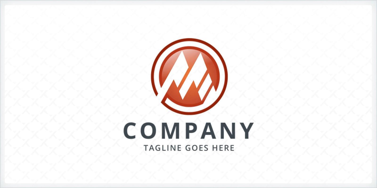 Letter M - Logo Template