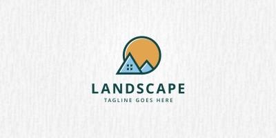 Landscape - Logo Template