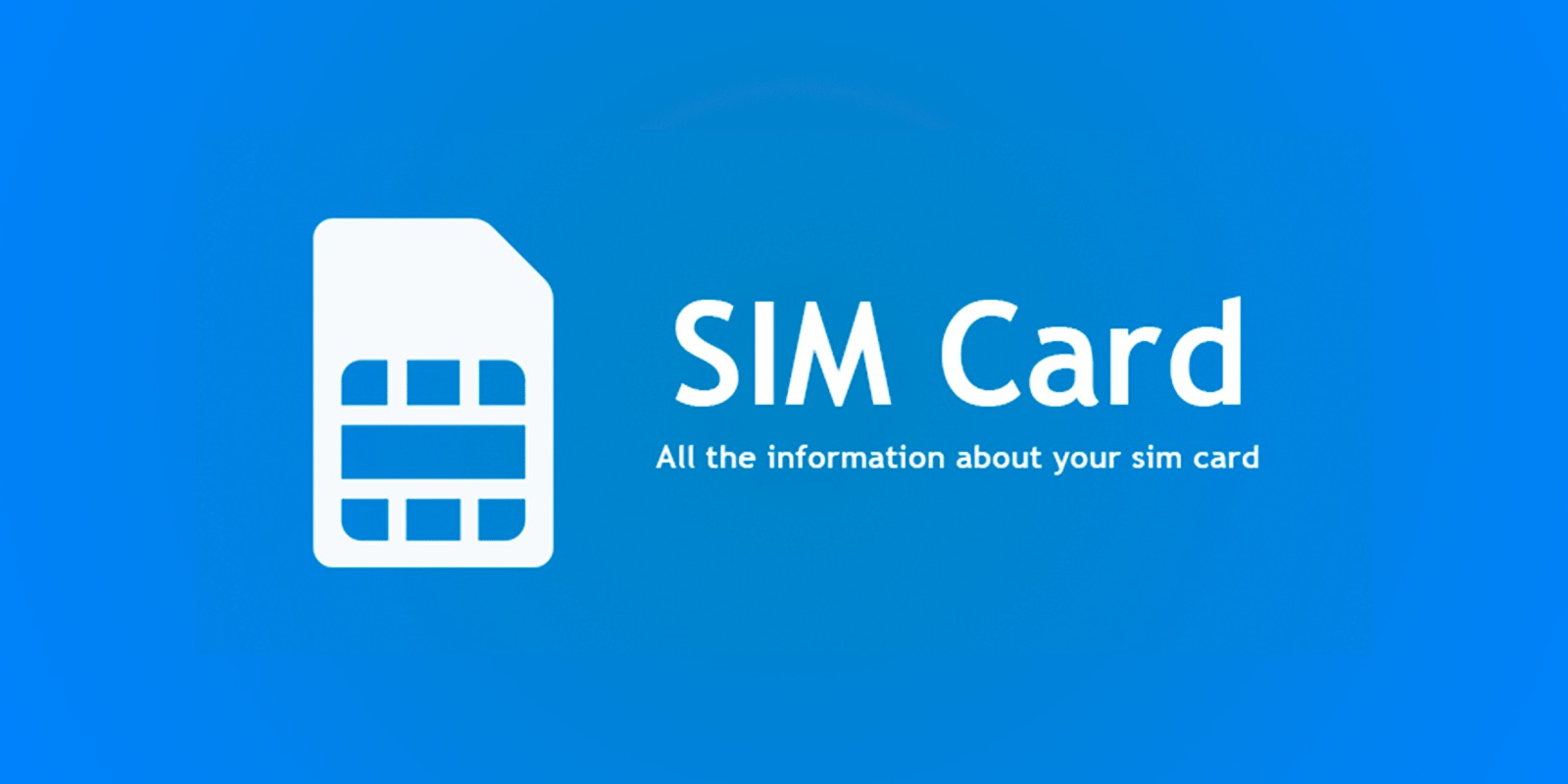SIM Card - Android Source Code