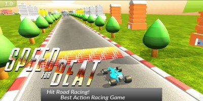Speed For Beat - Unity Racing Game Source Code