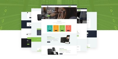 VNut - Cloud Service Hosting WordPress Theme
