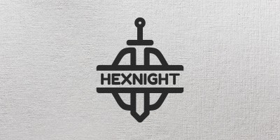 Hexnight Logo Template