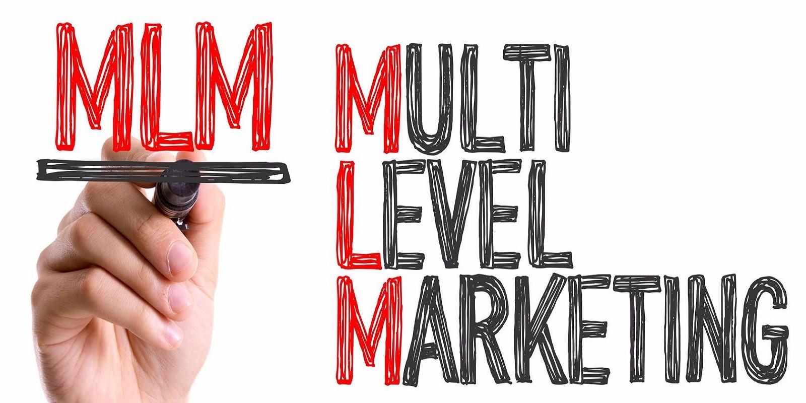 MLM - Multilevel Marketing System