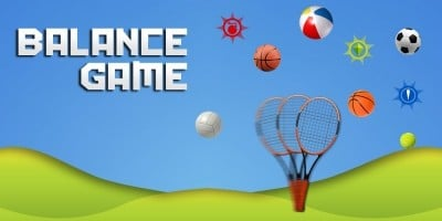 Racket Balance Game  - Unity Source Code