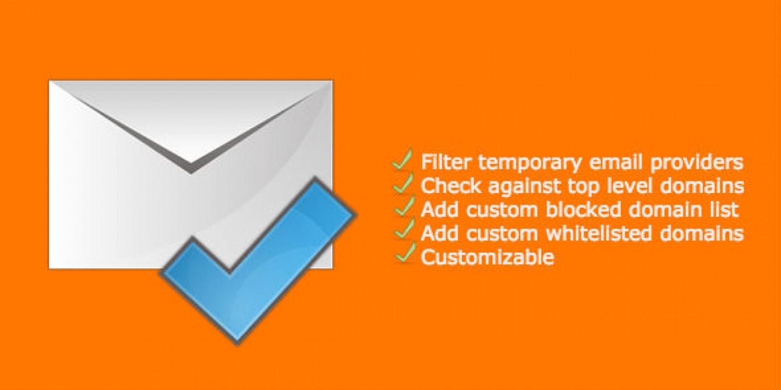 Vue JS Email Validation Component