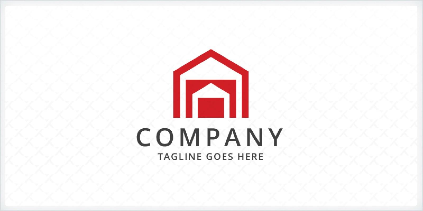 Home - Real Estate Logo
