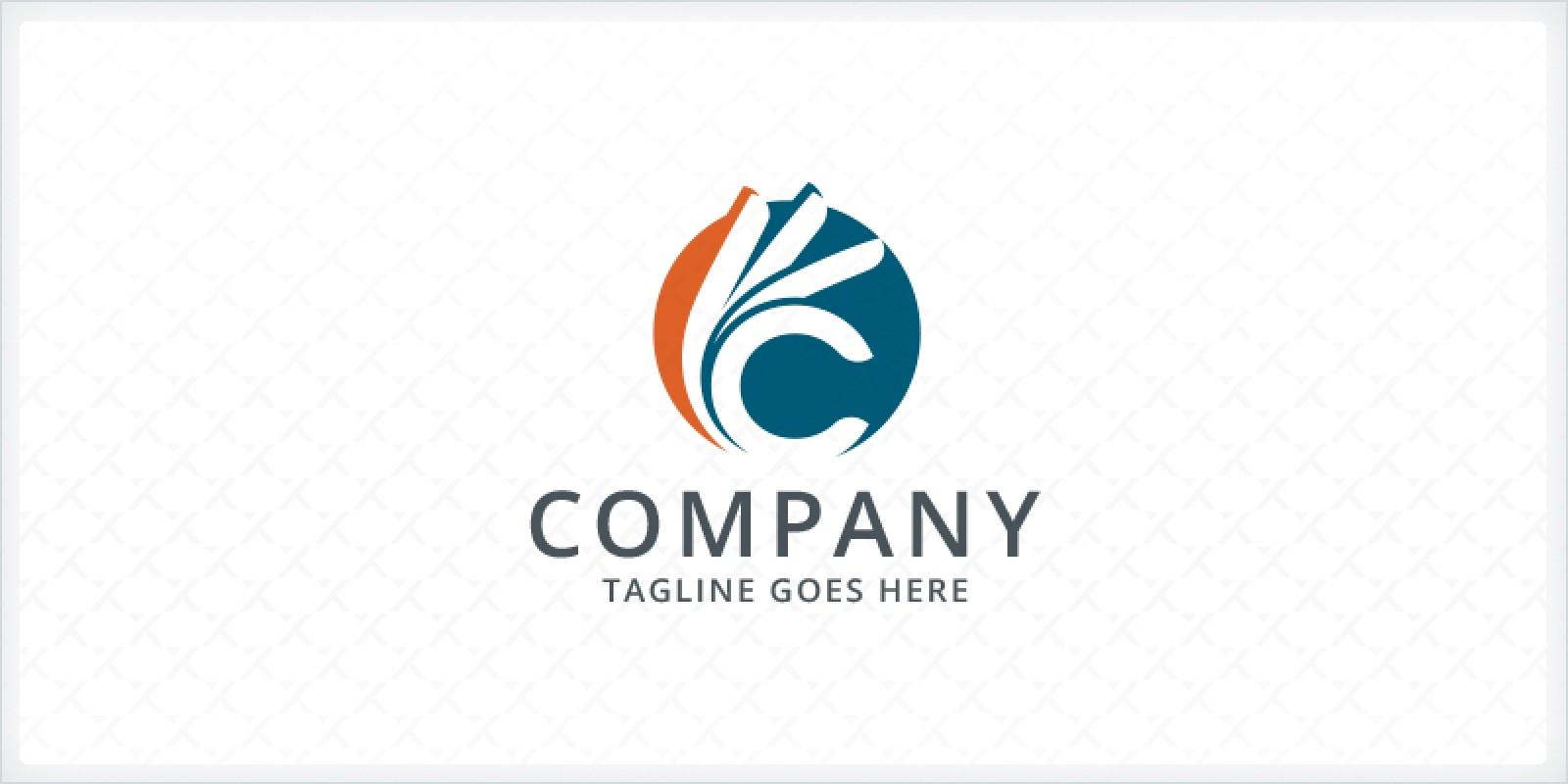 Letter c fingers logo letter logo templates codester letter c fingers logo spiritdancerdesigns Gallery