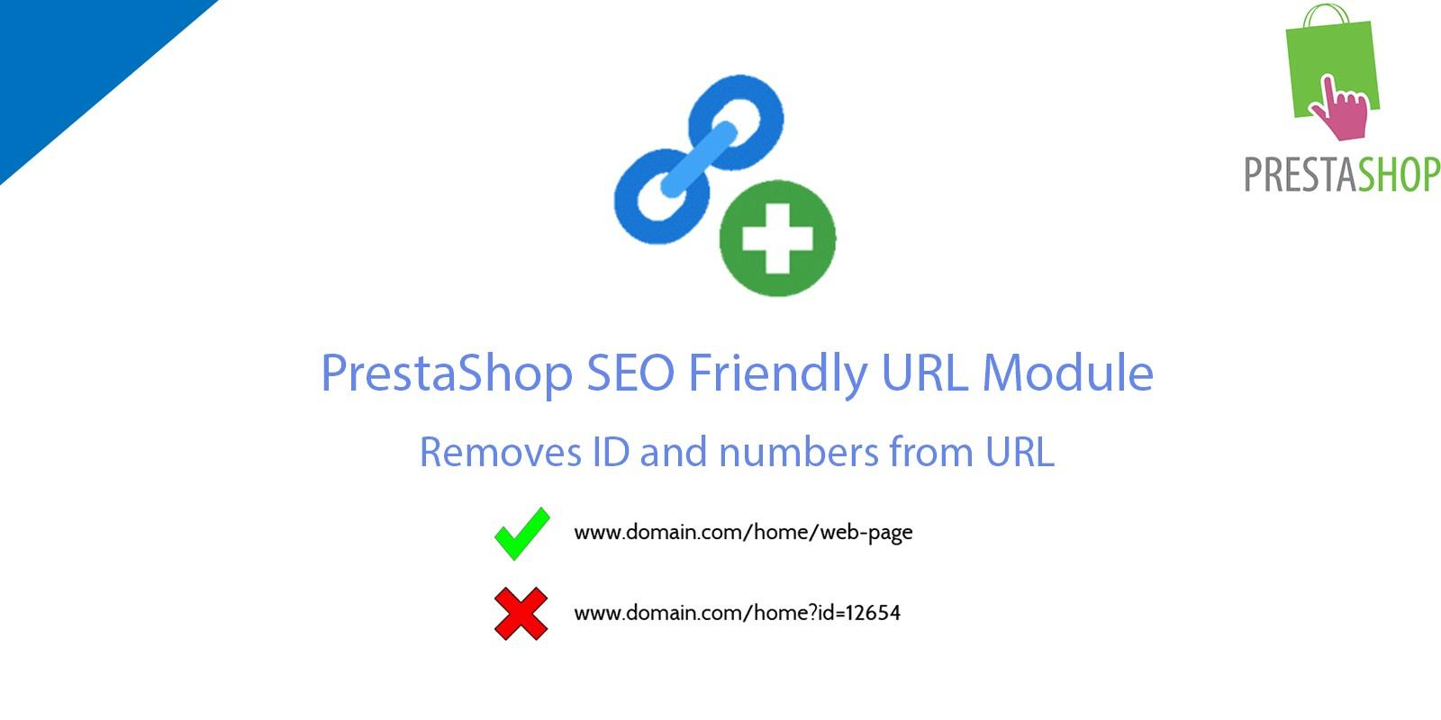 PrestaShop SEO Friendly URLs