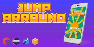 Jump Arround Buildbox Game Template