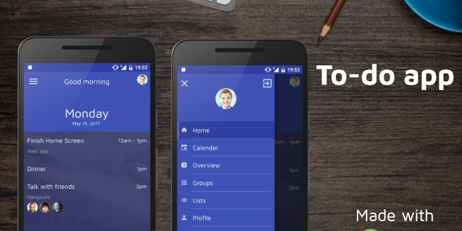 To-Do App Android Studio UI Kit