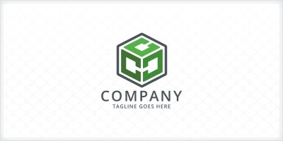 3C Box - Letters Logo