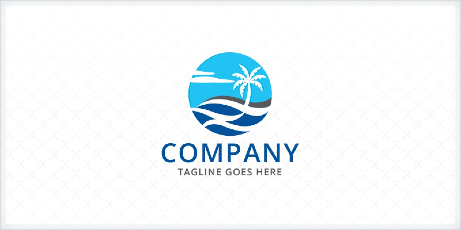 Coastal Scenery Logo