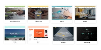 C-Head - Responsive Multipurpose HTML